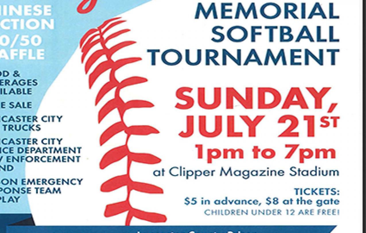 Memorial Softball Tournament